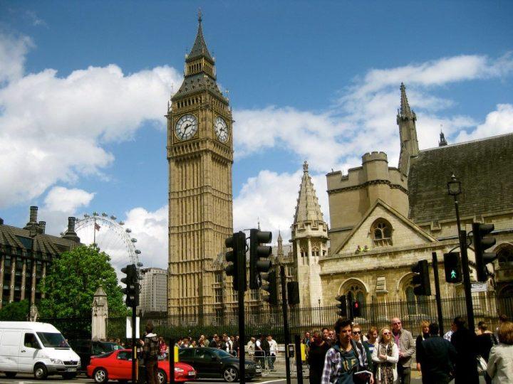 Exploring London's Sights