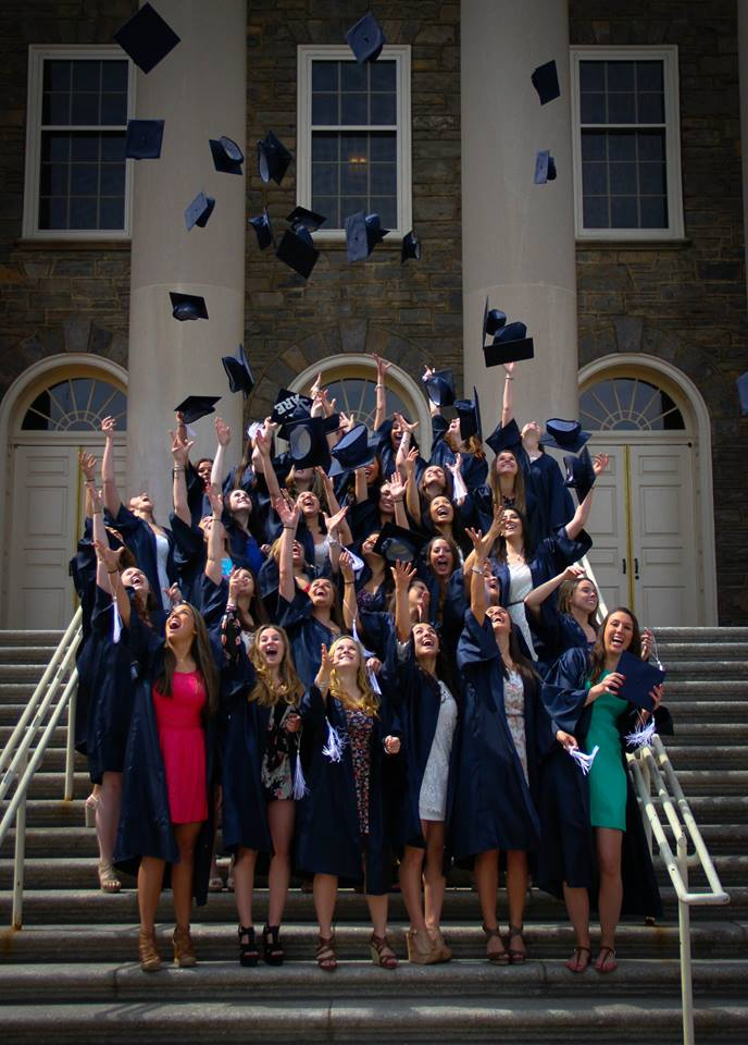 Who Would Have Thought? An Ode to CollegeGraduation