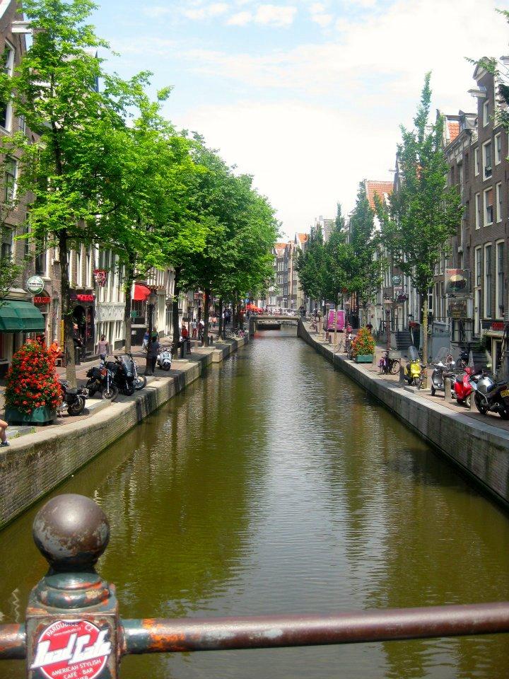 Weekend Exploring Amsterdam