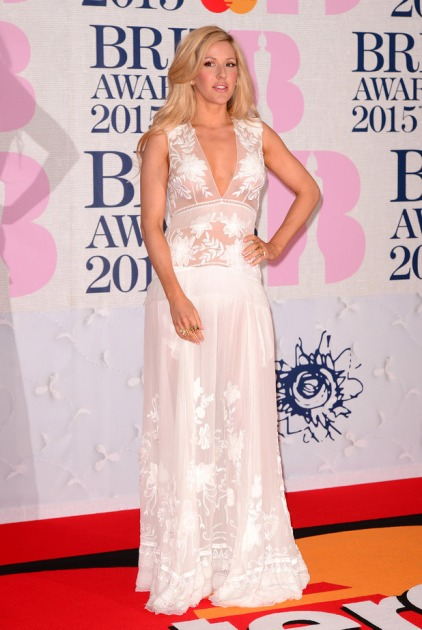 music-brit-awards-2015-ellie-goulding