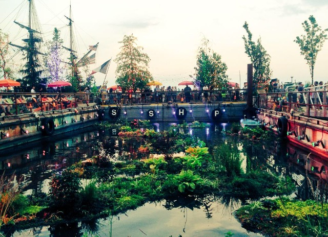 What's On Philadelphia: Spruce Street Harbor Park