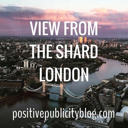 The View from The Shard,London