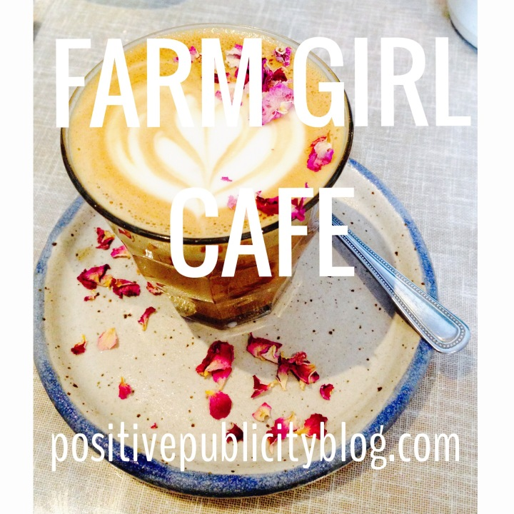 Best Brunch London: Farm Girl Cafe in Notting Hill