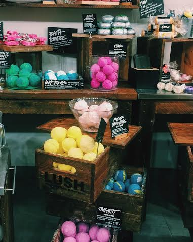 Lush Philadelphia & Products Review