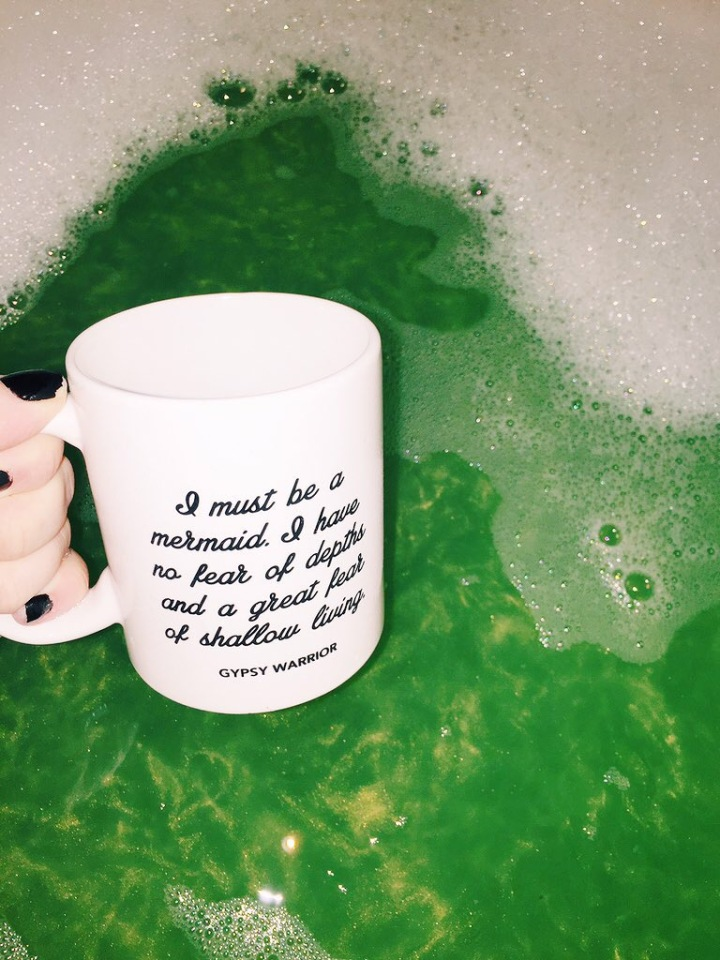 How to Make Lush Mermaid Water