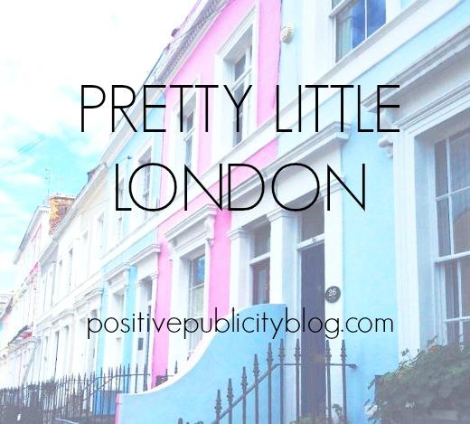 Pretty Little LondonInstagram