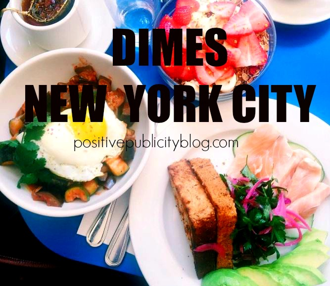 Dimes in New York City