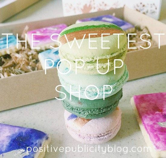 The Sweetest Pop-Up Shop