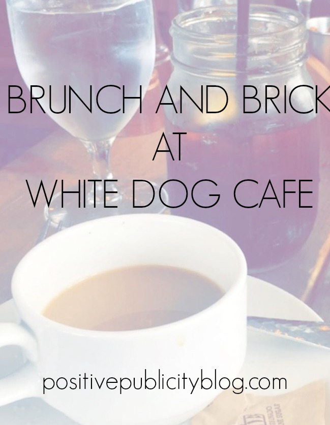 Brunch & Brick at White Dog Cafe