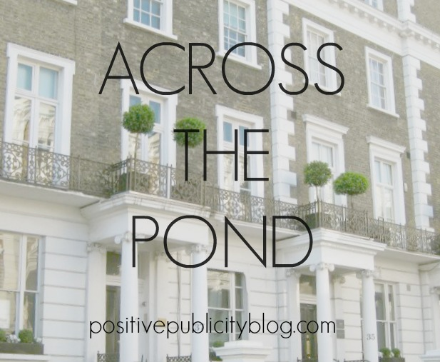 Across the Pond with Visit London