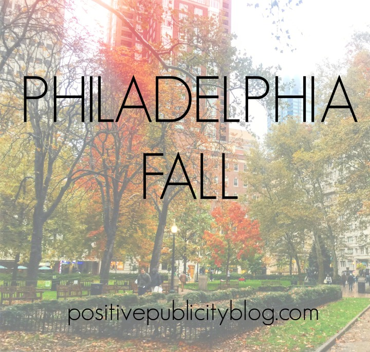 Fall in the Philadelphia Area
