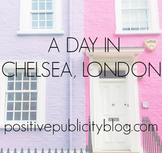 A Day in Chelsea, London