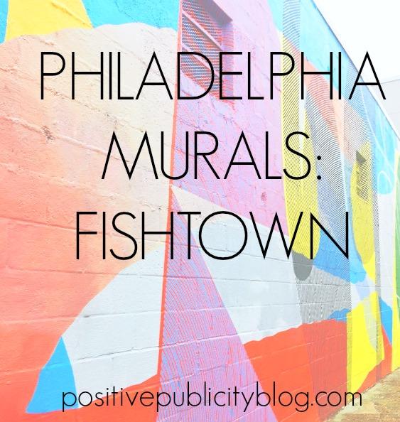 Philadelphia Murals: Fishtown