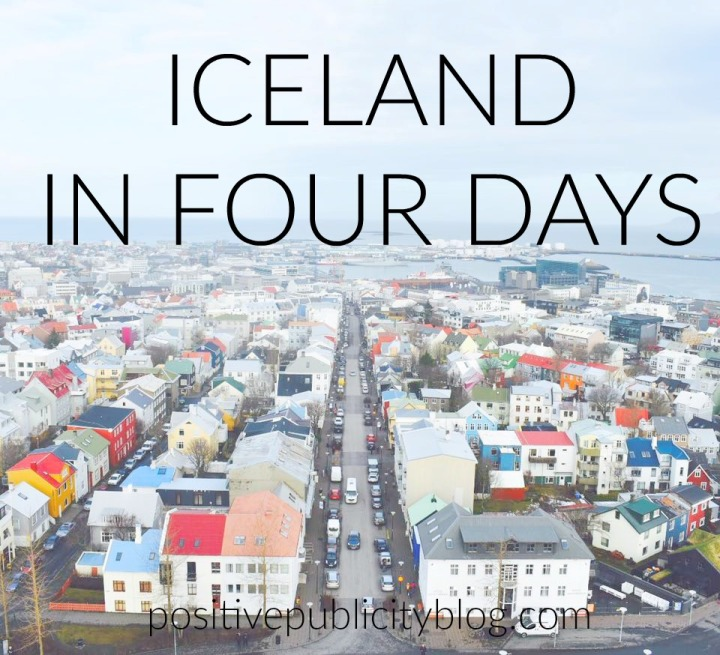 How We Did Iceland in 4 Days