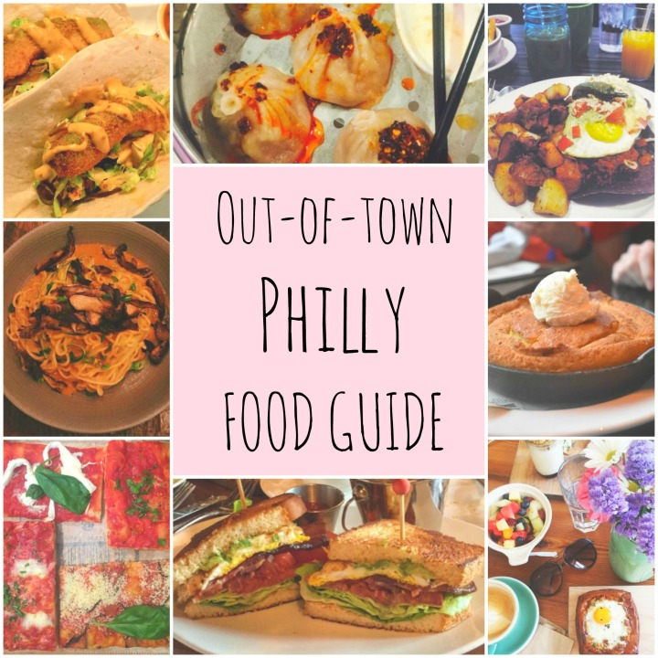 Out-of-Town Philly Food Guide