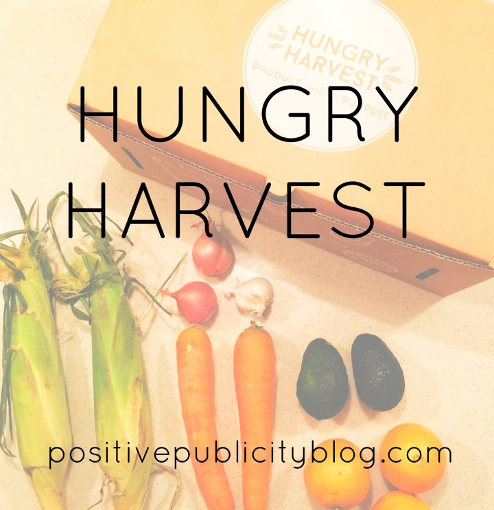 No Leftovers: Hungry Harvest (+ promocode!)