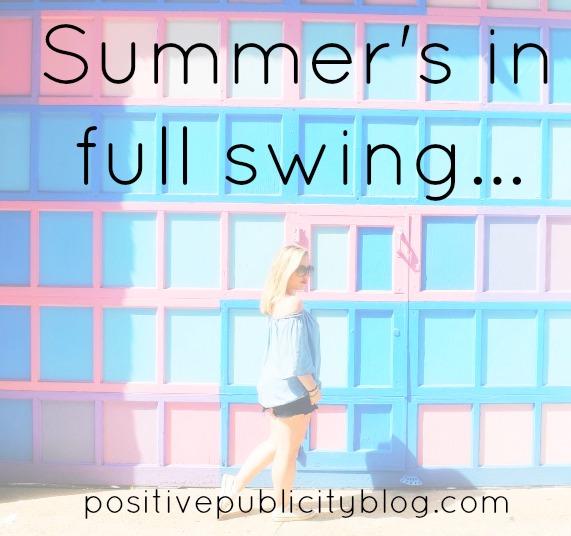 Summer's in FullSwing