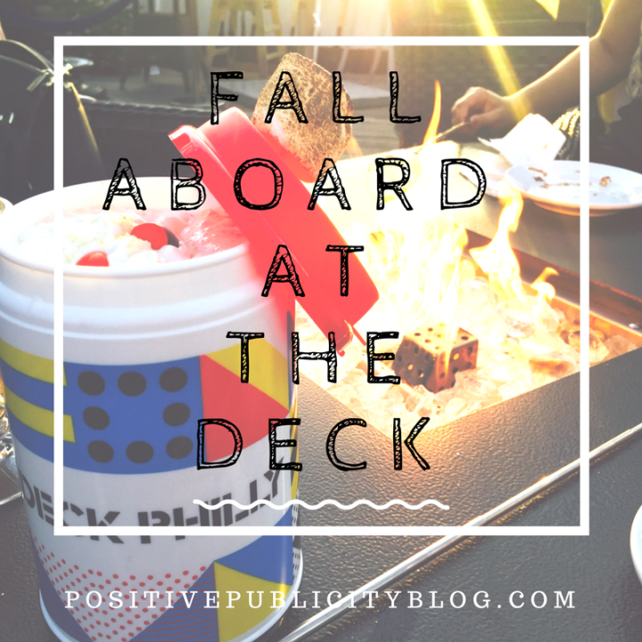 Fall Aboard at The Deck, Philadelphia
