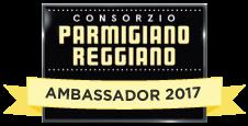Parmigiano Reggiano Badge