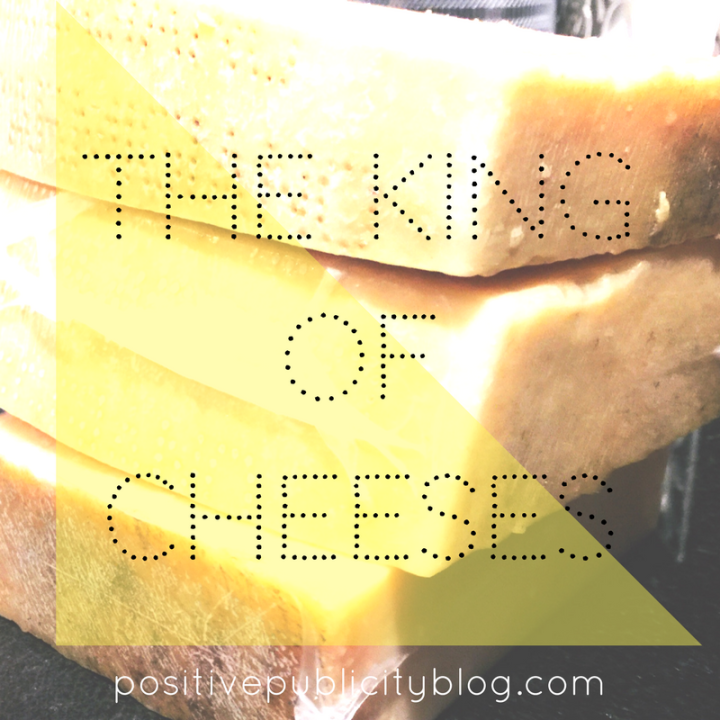 Appreciating The King of Cheeses + win a cheese feast!