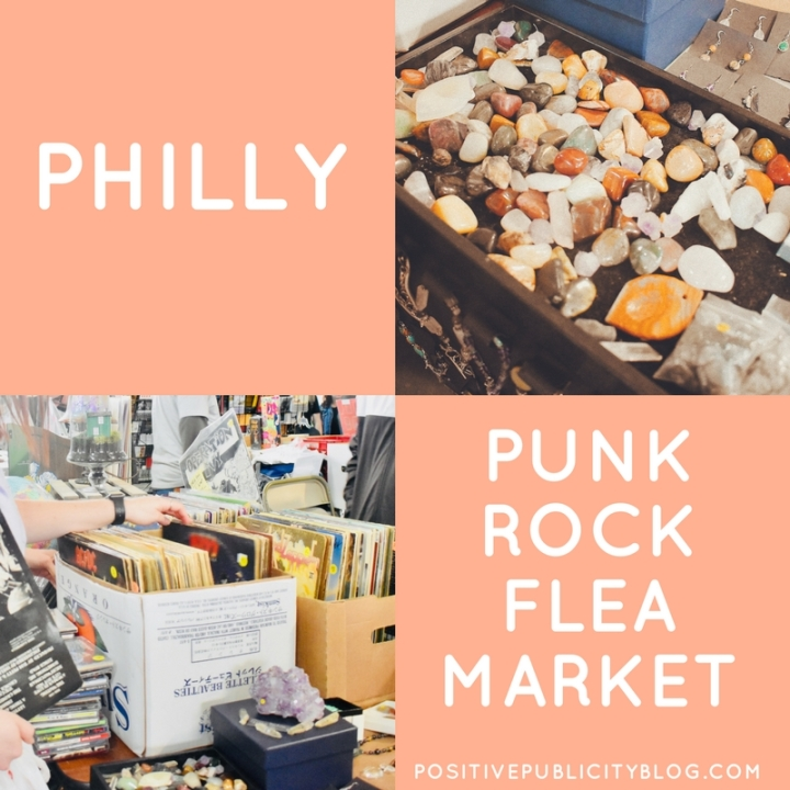 Philadelphia Punk Rock Flea Market