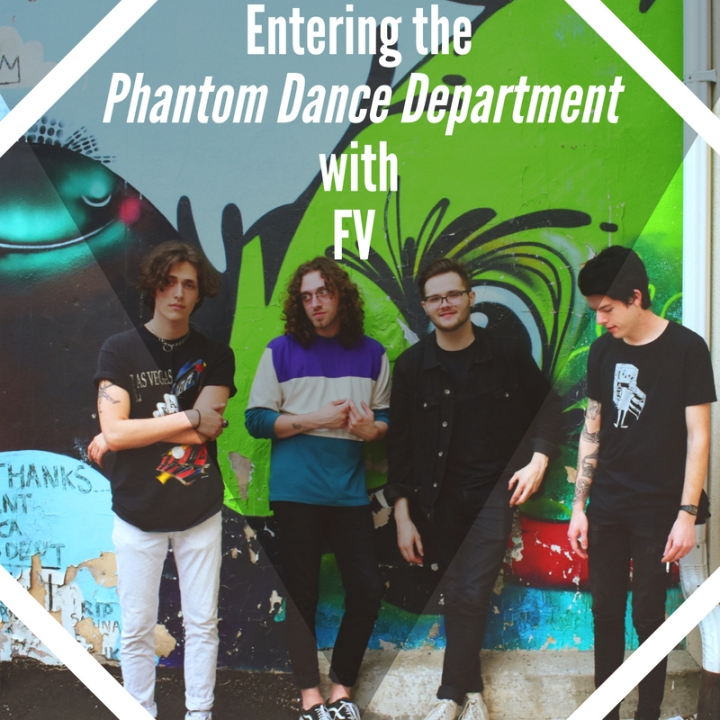 Entering the Phantom Dance Department withFV