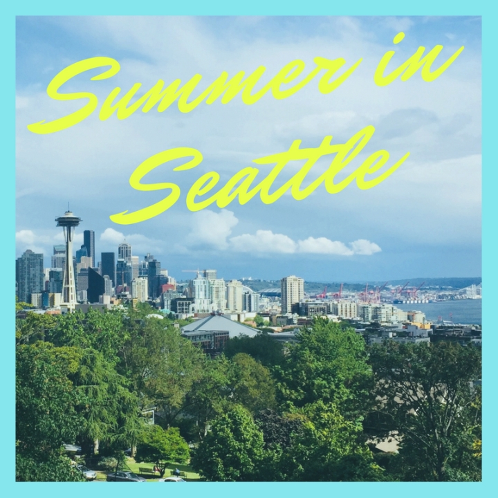 Summer in Seattle