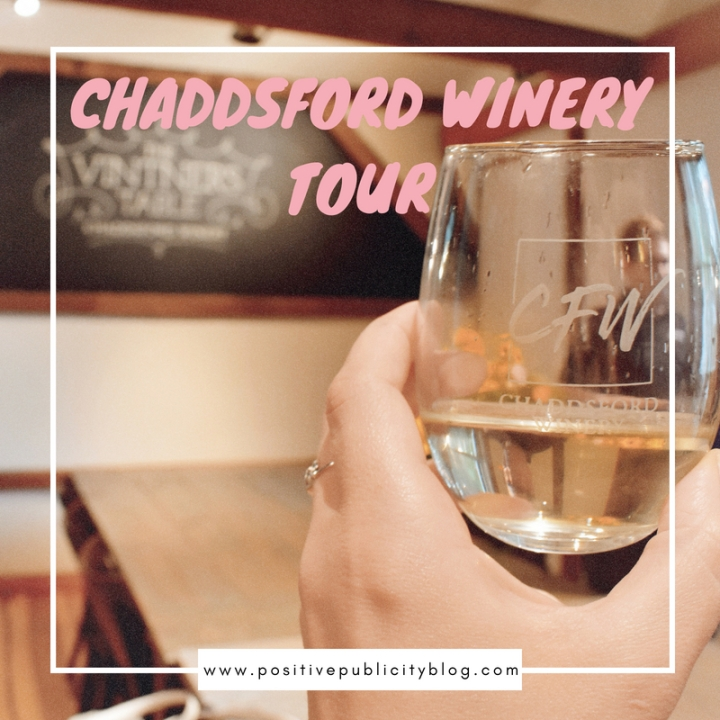 Chaddsford Winery Tour
