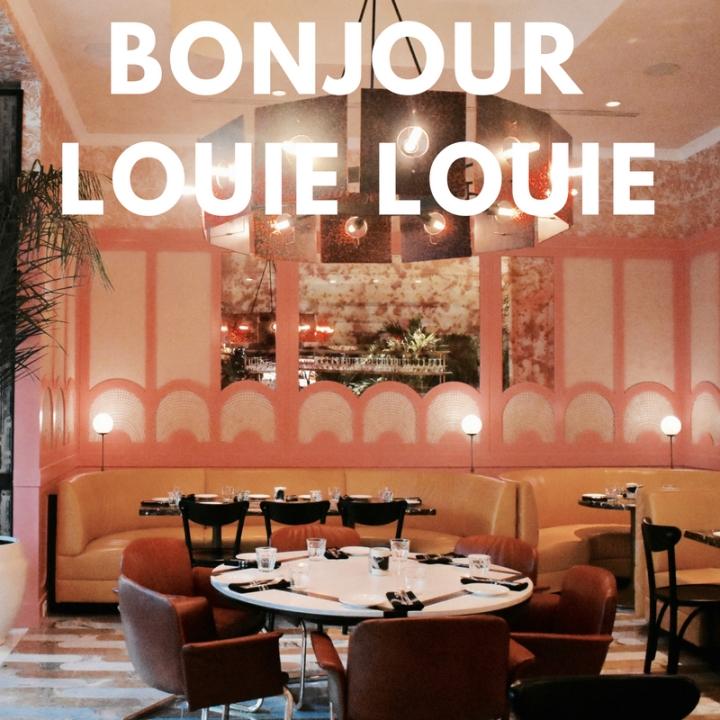 Bonjour Louie Louie