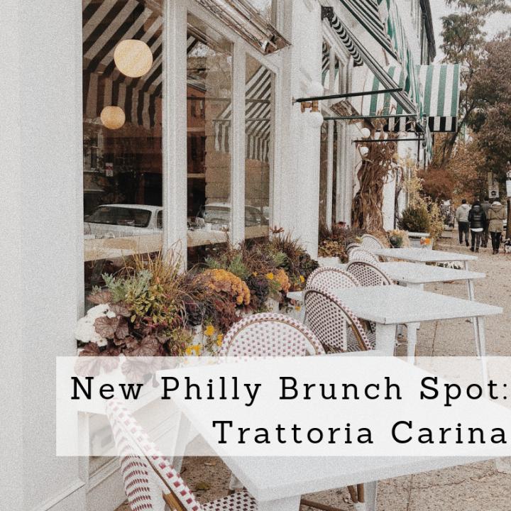 New Philly Brunch Spot: TrattoriaCarina
