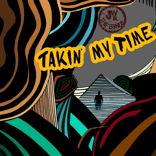Takin My Time artwork