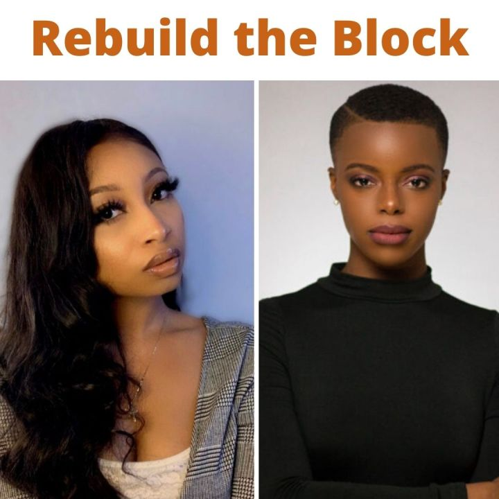 Rebuilding the Block – Meet the Two Black Women behind the New Nonprofit Giving Back to the Black Community