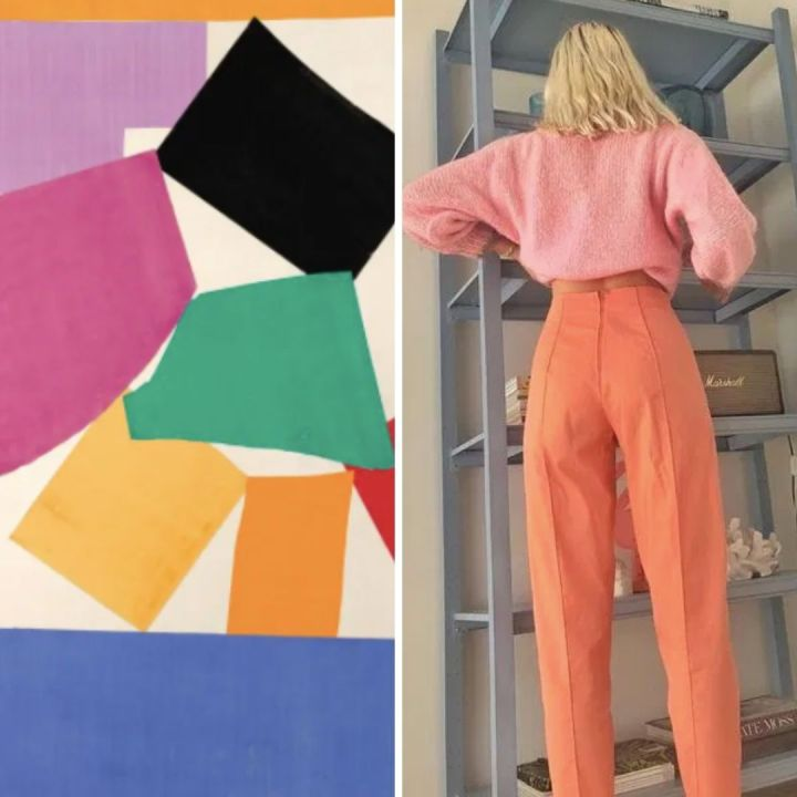 An exploration of Matisse Fashion