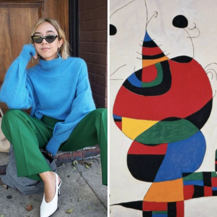 Style and the art of JoanMiró