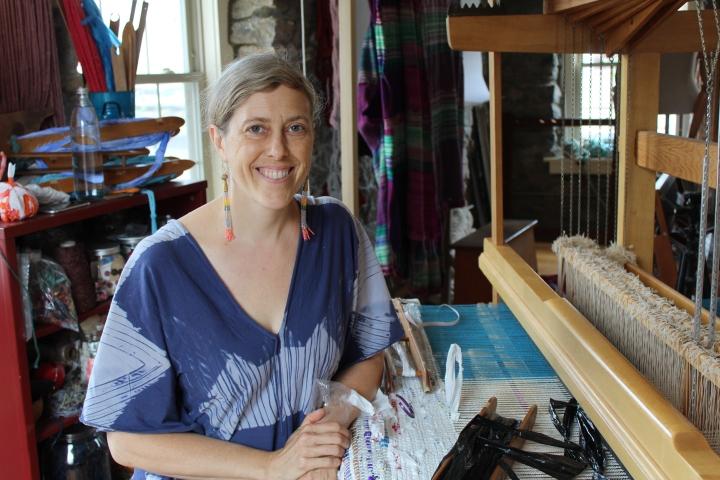 FemFocused: Janell Wysock, Fashion and Textile Designer, owner of Janell WysockTextiles